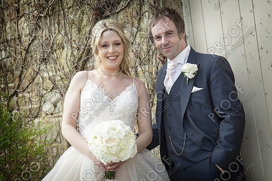 Jenna-Marie & Ian Haggarty at Stanley House Hotel, Mellor