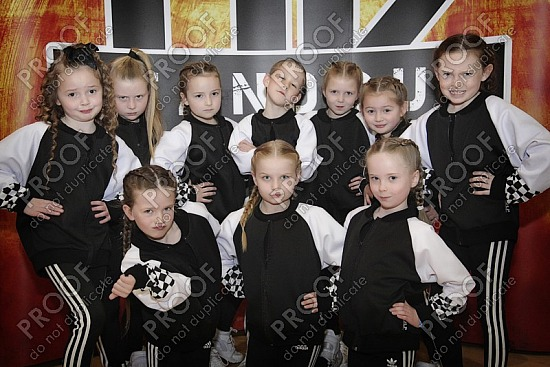 Stand Out Uk April Streetdance Comp Sheffield