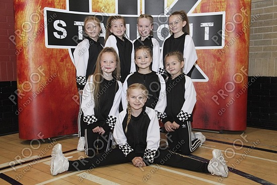 Stand Out Uk November Streetdance Comp Sheffield