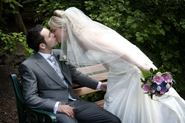 Reportage wedding photographer in Bury
