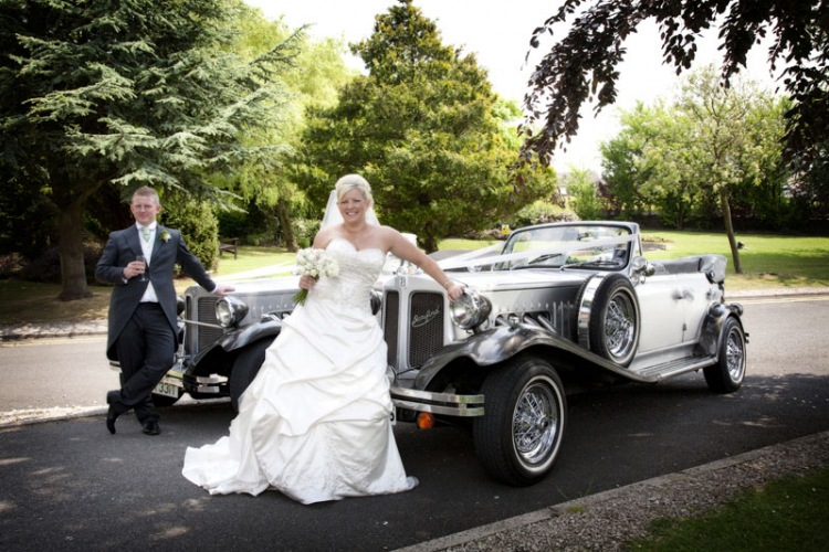 Hire Society Wedding Cars with Martin Stembridge