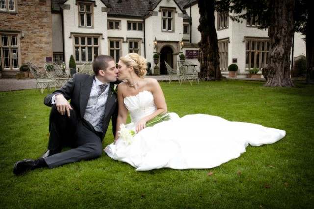 Classical Wedding Photography in Lancashire