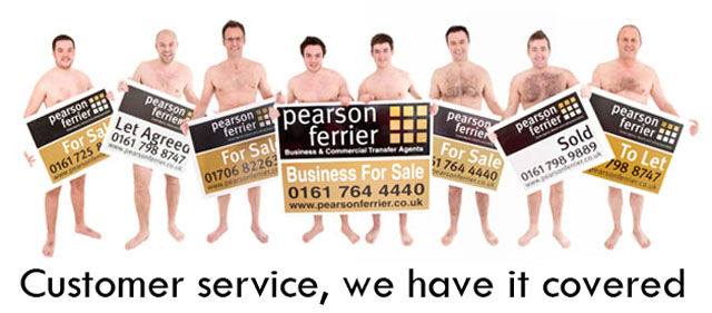 Pearson Ferrier Estate Agents