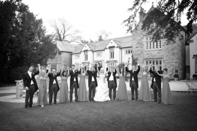 Wedding Photographer Mitton Hall, Whalley