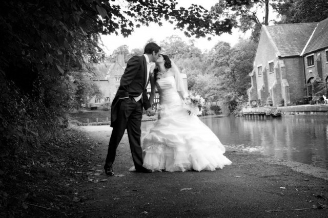 Wedding Photography at Worsley Canal