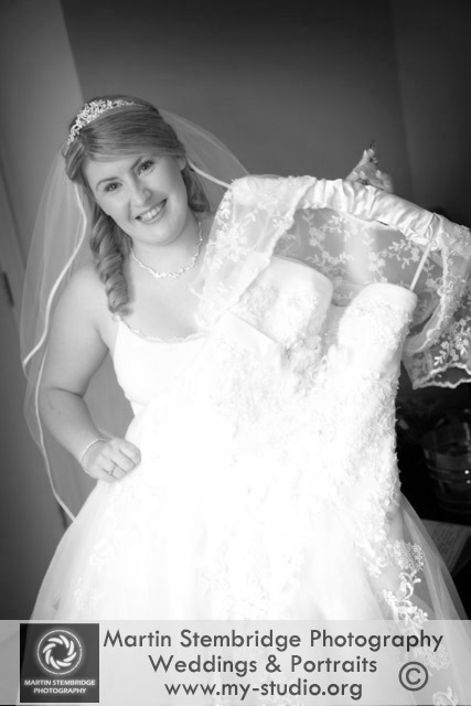 Wedding photographer in Worsley