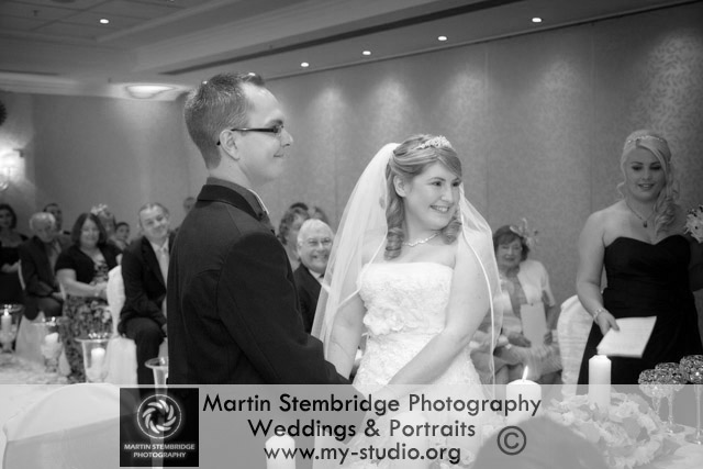 Wedding photography in Worsley