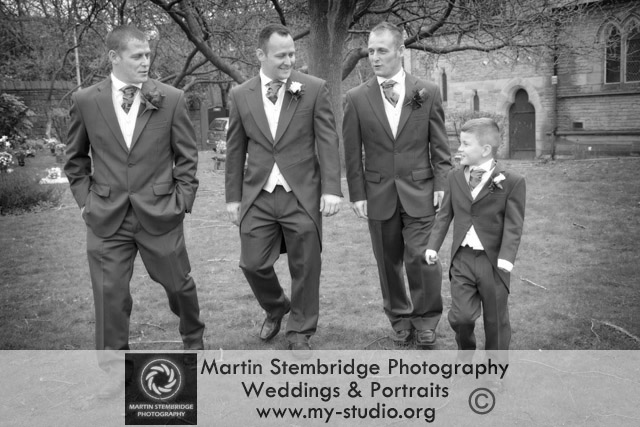Wedding Photography at Bury Parish Church