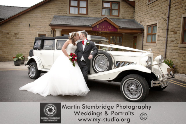 Wedding Photography at The Red Hall