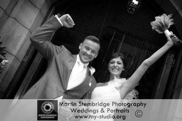 Fun Wedding Photography