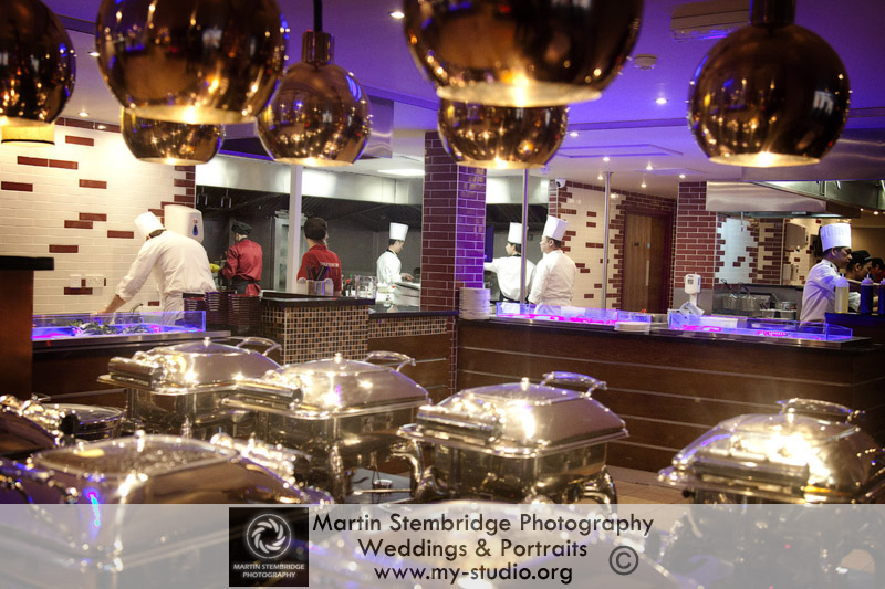 Commercial Photography at The Chinese Buffet